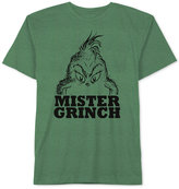 JEM Men's Mister Grinch Graphic-Print T-Shirt