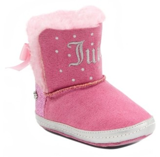 Juicy Couture Lil Burbank Crib Boot - Kids'