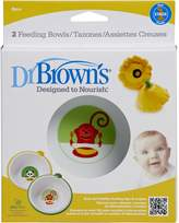 Dr Browns Dr. Brown's 730 Designed To Nourish Feeding Bowls, 2-Pack