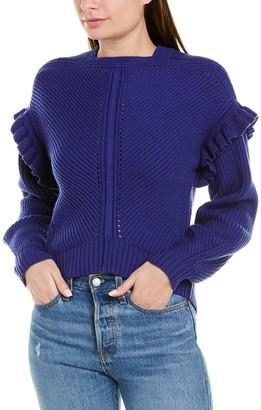 Jason Wu Cashfeel Wool Sweater