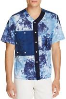 Longjourney Scout Tie Dye Slim Fit Shirt
