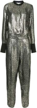 LAYEUR Barbara metallic jumpsuit
