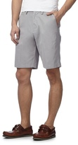 Maine New England Pale Grey Chino Shorts