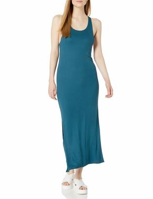 good hYOUman Women's Katherine Atlantic Deep Midi Tank Dress X-Small