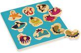 Battat Hide N' Sea 9-Piece Puzzle Planks