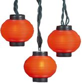 Kurt Adler 10-Light Lantern String Lights