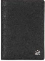 Dunhill Embossed Leather Passport Holder