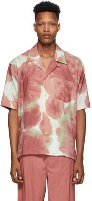 Issey Miyake Pink Biotope Shirt