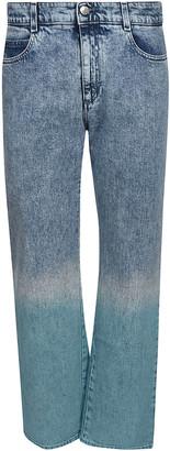 Stella McCartney Mid Rise Boyfriend Jeans
