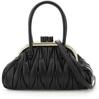 Miu Miu Belle Top Handle Shoulder Bag