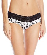 Maidenform Women's 's Dream Lace Hipster