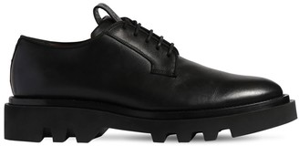 Givenchy 50MM LEATHER LACE-UP SHOES