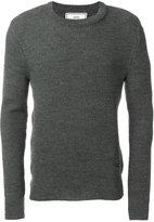 Ami Alexandre Mattiussi crew neck sweater - men - Wool - S