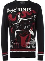 Dolce & Gabbana Good Times jumper - men - Silk - 50