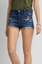 American Eagle Outfitters AE Denim X Hi-Rise Shortie