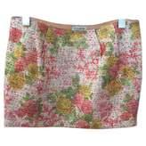 Roseanna Pink Tweed Skirt for Women