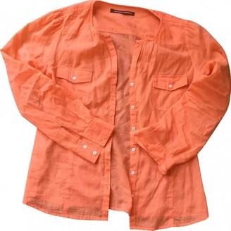 Comptoir des Cotonniers \N Orange Cotton Top for Women