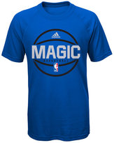 adidas Boys' Orlando Magic Practice Wear Ultimate T-Shirt