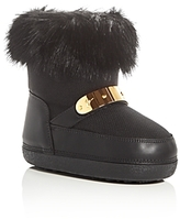 Giuseppe Zanotti Girls' Faux Fur Moon Boots - Toddler, Little Kid
