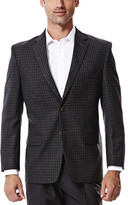 Haggar Multi Mini Plaid Sport Coat