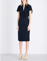 Stella McCartney Silk-crepe dress