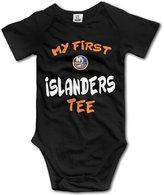 KennedyReginald New York Islanders My First Tee Baby Onesie Bodysuit