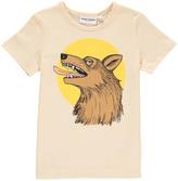 Mini Rodini Organic Cotton Wolf T-Shirt