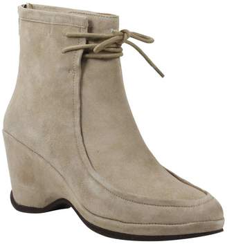 L'Amour Des Pieds Wedge Booties - Olesia
