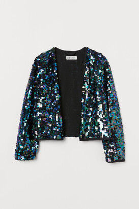 H&M Sequined Jacket