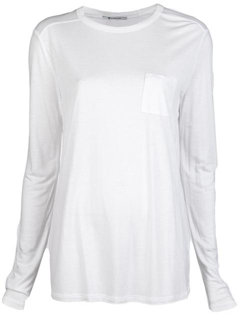 Alexander Wang Classic Pocket T-shirt