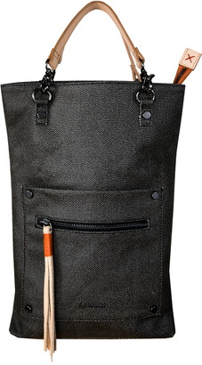 Sherpani Rebel Coated Canvas Crossbody Bag