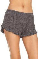 Make + Model Women's Cozy Ruffle Shorts
