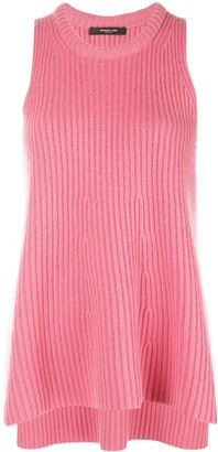 Derek Lam Rib-Knit Tank Top