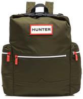 Hunter Original Mini Nylon Backpack Dark Olive