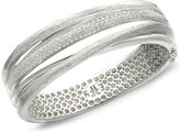 Effy Balissima by Diamond Diamond Wrap Bangle (1/3 ct. t.w.) in Sterling Silver