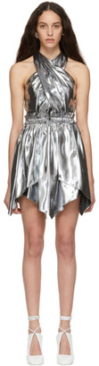 Isabel Marant Silver Kary Dress