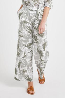 Sportscraft Settia Linen Pant