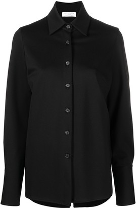 Societe Anonyme Oversized Buttoned Shirt