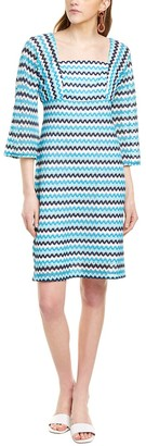 trina Trina Turk Trina By Trina Turk Quaint Mini Dress