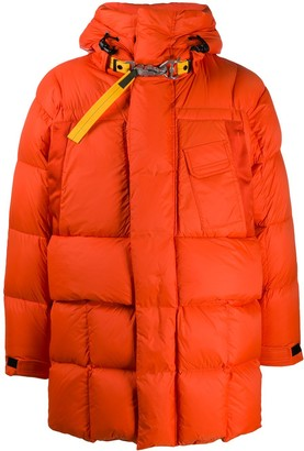 Parajumpers Oversized Padded Down Jacket