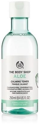 The Body Shop Aloe Vera Calming Toner