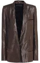 Haider Ackermann Wool and silk-blend blazer