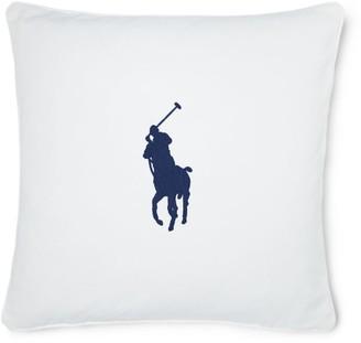 Ralph Lauren Home Polo Pony Cushion Cover (45Cm X 45Cm)
