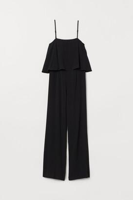 H&M Creped Jumpsuit