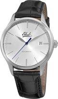 Ebel Men's 9120R41/6430136 Classic Mens dial Black Strap Watch