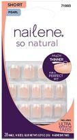 Nailene So Natural Nails Short Pearl