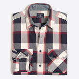 J.Crew Factory Heavyweight flannel shirt