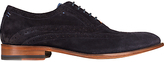 Oliver Sweeney Fellbeck Leather Lace-up Brogues, Blue
