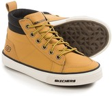 Skechers Brixor High-Top Sneakers - Leather (For Little and Big Boys)