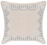 Surya Key Rim Pillow